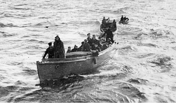 """What """"civilian"""" meant when talking about the little ships and civilian volunteers at Dunkirk has caused confusion: the overwhelming majority of """"civilians"""" were expert mariners and sailors used to dangerous conditions; they weren't in the Royal Navy, but in terms of their seamanship and abilities, these civilians were professionals."""